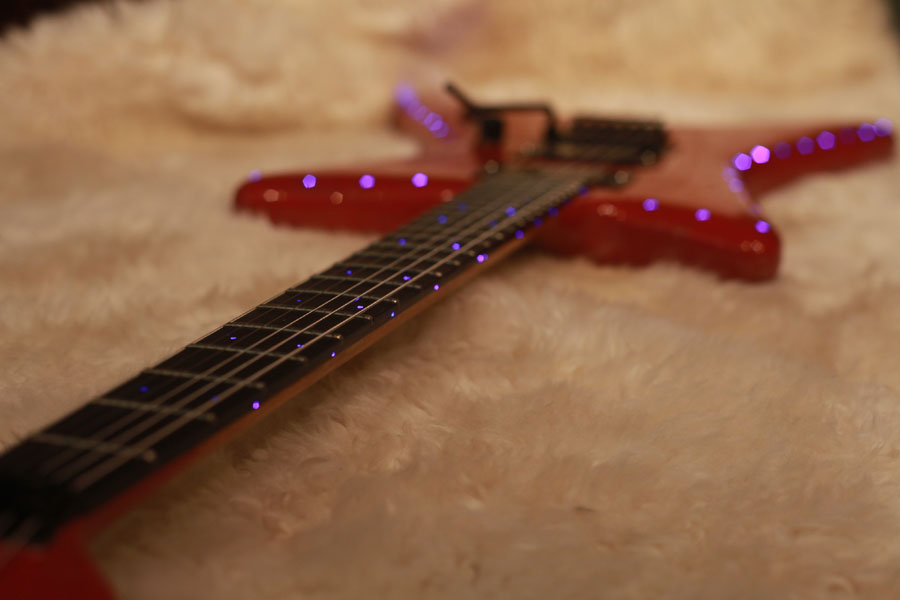 Red Rocket Frets